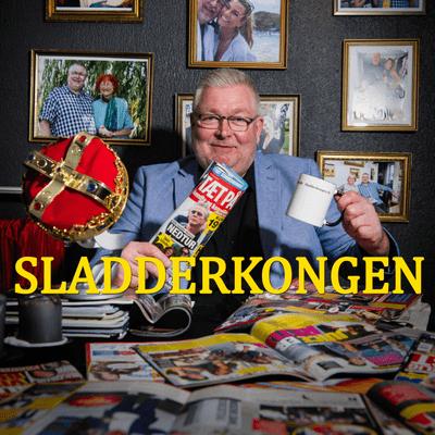 Sladderkongen.dk - 13: Vlado Lentz fortæller med vid og humor om jobbet som vores populæreste politimand