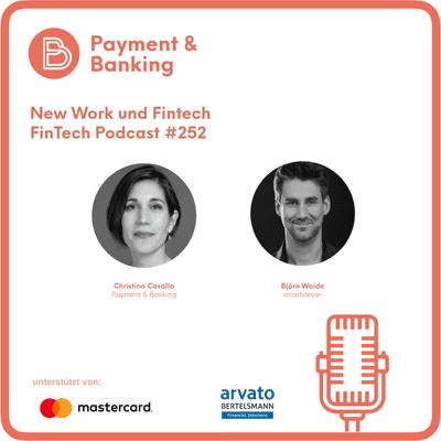 Payment & Banking Fintech Podcast - New Work und Fintech