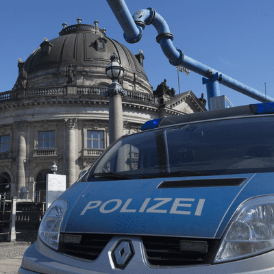 Vis à vis | Inforadio - Sicherheitsexperte: Museen besser durch Personal und Technik sichern!