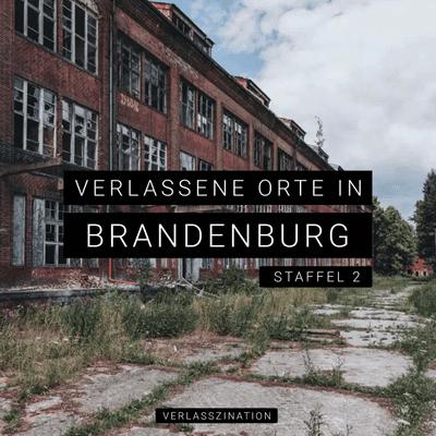 Verlasszination - Verlassene Orte in Deutschland - Heeresbekleidungsamt Bernau - Verlassene Orte in Brandenburg