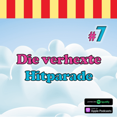 Inside Neustadt - Der Bibi Blocksberg Podcast - #7 - Die verhexte Hitparade