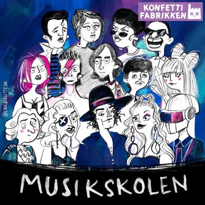 Musikskolen - Mø - pigen der blev popstjerne