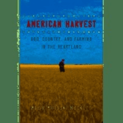 The Avid Reader Show - American Harvest  Marie Mutsuki Mockett