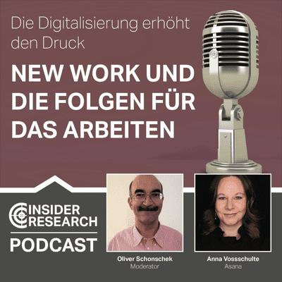 Insider Research im Gespräch - New Work und die Folgen für das Arbeiten, ein Interview mit Anna Vossschulte von Asana