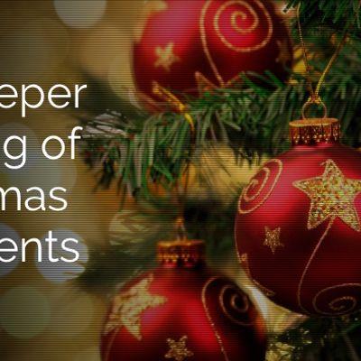 Merry Podcast - The Deeper Meaning of Christmas Ornaments