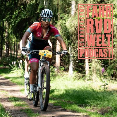 Die Wundersame Fahrradwelt - Lelia König - Mountainbikerin und Gründerin von Dashbike