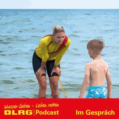"""DLRG Podcast - DLRG """"Im Gespräch"""" Folge 045 - Schwimmen lernen mit der DLRG Sommerkampagne"""