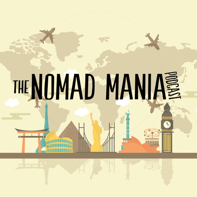 The Nomad Mania Podcast - The Nomad Mania Podcast With Megan Starr