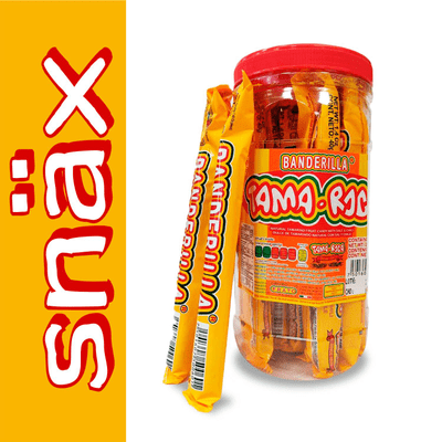 snäx - Der Knabberpodcast | Snacks und Knabbereien aus aller Welt - 033 | Banderilla - Tama Roca | Mexiko