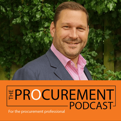 The Procurement Podcast - Episode 012: Using Procurement Collaboration to Improve an Organization with Paul McCarthy