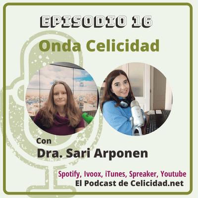 Onda Celicidad - OC016 - Enfermedades Autoinmunes, Celiaquía y microbiota - Dra Sari Arponen