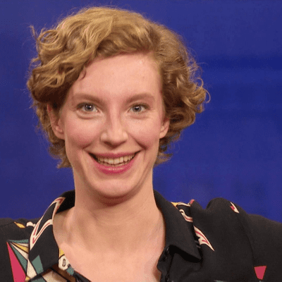 Wolfram nackt luise Luise Wolfram