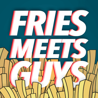 Fries Meets Guys - CHRISTOPHER - DET VAR TO STORE SKRIDT FOR MIG AT BLIVE GIFT OG FÅ ET BARN, OG DEN TYNGDE KLÆDER MIG
