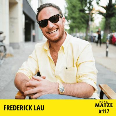 Hotel Matze - Frederick Lau – Warum möchtest du kein angepasstes Leben führen?