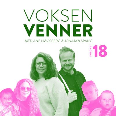 Voksenvenner - Episode 18 - Heartland og nyheder
