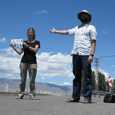 Un Gran Viaje - Lo bueno y lo malo de viajar en autostop. Podcast colaborativo | 23
