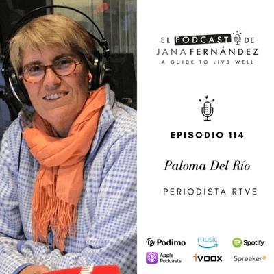 El podcast de Jana Fernández - Más que olímpicas: mujeres en la élite del deporte, con Paloma Del Río
