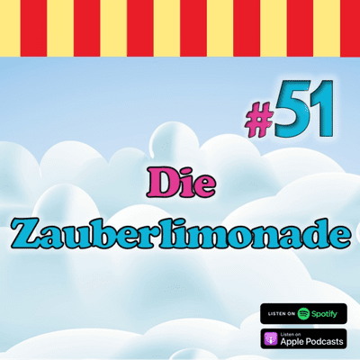 Inside Neustadt - Der Bibi Blocksberg Podcast - #51 - Die Zauberlimonade