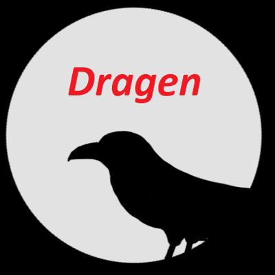 Ravnens fortællinger - Improviseret historie 8 - Dragen