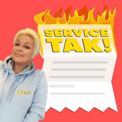 Service, TAK! - podcast