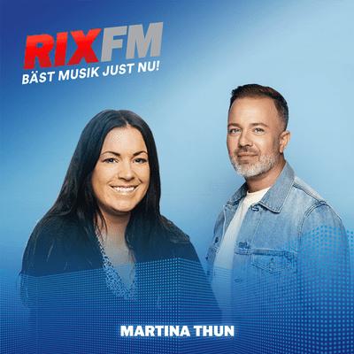 Martina Thun - Alexander Kronlund gästar studion och Martina säger upp sig!