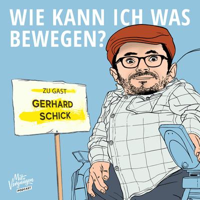 Wie kann ich was bewegen? - Gerhard Schick, wo erreiche ich mehr – im Parlament oder im Aktivismus?