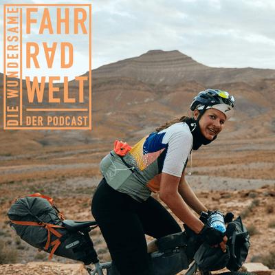 Die Wundersame Fahrradwelt - Transcontinental Race & Atlas Mountain Race - Andrea Seiermann