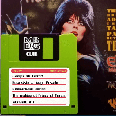 MS-DOS CLUB - MS-DOS CLUB Podcast Vol 8 noviembre de 2020