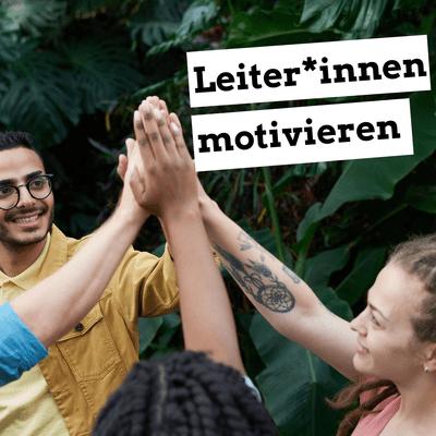Jugendleiter-Podcast - Leiter*innen motivieren