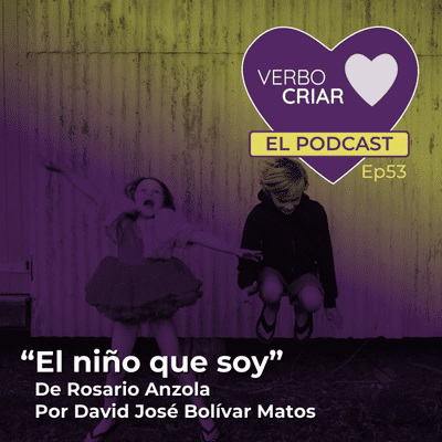 """""""El niño que soy"""" - De Rosario Anzola - Por David José Bolívar Matos"""