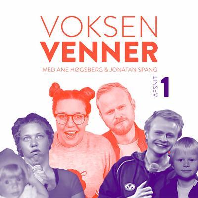 Voksenvenner - Episode 1 - 4.bølge feminisme og børn