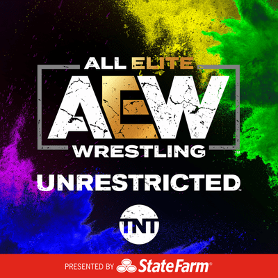 AEW Unrestricted - Private Party's Marq Quen and Isiah Kassidy