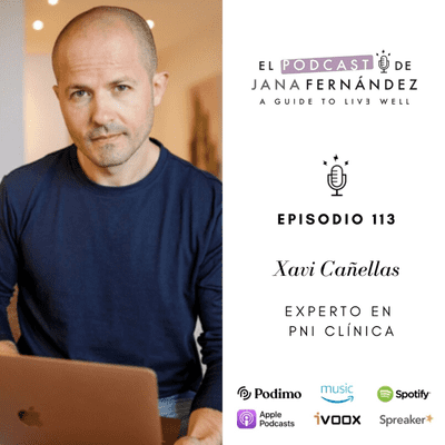 El podcast de Jana Fernández - Cómo influye la microbiota en nuestros procesos mentales y en nuestro descanso, con Xavi Cañellas