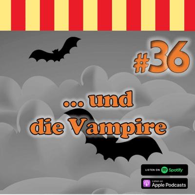 Inside Neustadt - Der Bibi Blocksberg Podcast - #36 - Bibi und die Vampire