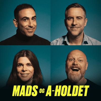Mads og A-holdet - Episode 15: Kærlighed og larmende børn, hår under armene og Tinder og min mors affære.