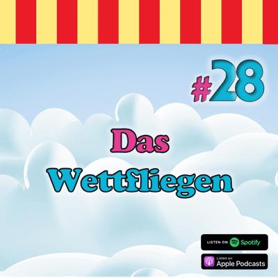 Inside Neustadt - Der Bibi Blocksberg Podcast - #28 - Das Wettfliegen
