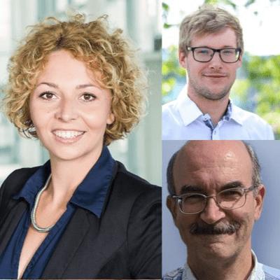 Insider Research im Gespräch - Vom Sicherheitsrisiko zum Sicherheitsfaktor Mensch, Isabelle Dichmann, WISAG, u. David Kelm, IT-Seal