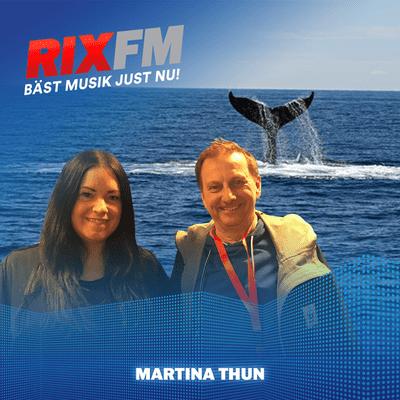 Martina Thun - Därför kommer vi se fler strandade valar framöver!