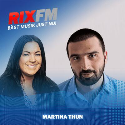"""Martina Thun - Ali Esbati – """"Jag tänkte att nu kommer jag dö"""""""