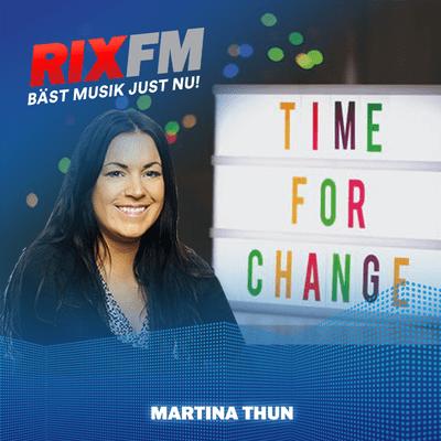 Martina Thun - Därför gör vi stora livsförändringar under Pandemin!