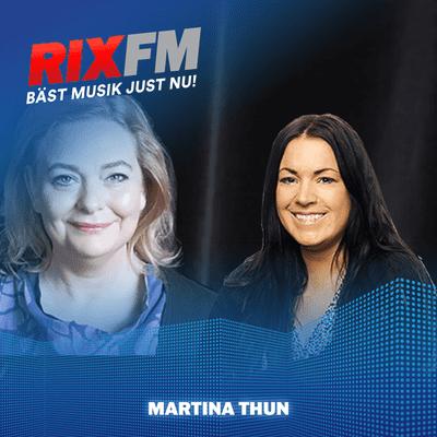 Martina Thun - Ia Langhammer om livet efter pandemin!