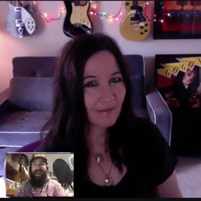 Turned Out A Punk - Episode 322 - Kathy Valentine (Go-Go's, Textones, The Violators)
