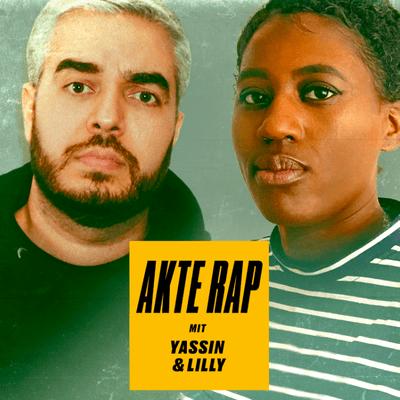 Akte RAP – spektakuläre Kriminalfälle aus 30 Jahren Hip Hop Geschichte - podcast