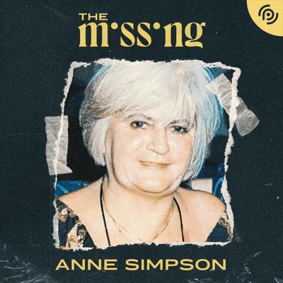 The missing - Desaparecidos - Anne Simpson