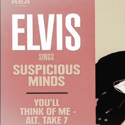 El Recuento Musical - Ep.75 – Distinto con Suspicious Minds – El Recuento