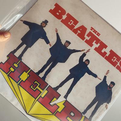 """El Recuento Musical - """"Help"""": Una canción, un álbum, una película y un grito desesperado."""