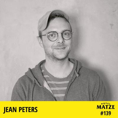 Hotel Matze - Jean Peters – Wie wird man ein Aktivist?
