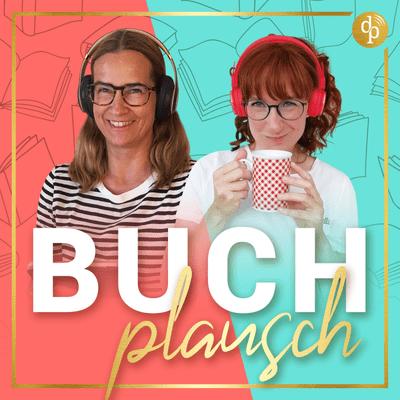 Buchplausch - Folge 22: Buchplausch im Gespräch – was macht ein richtig gutes Buch-Cover aus?