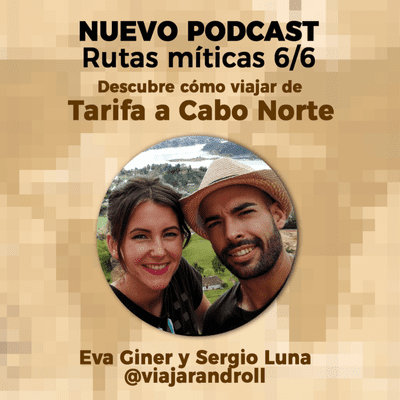 Un Gran Viaje - Rutas míticas: Cruzar Europa hasta Cabo Norte, con Eva y Sergio de ViajarAndRoll |35