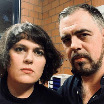 Wertvolle Stunden - Zu zweit allein lustig - Kabarettist*innen Patti Basler und Philippe Kuhn
